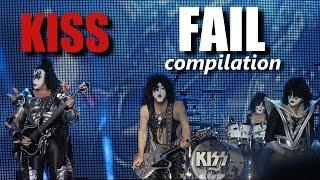 Kiss FAIL compilation | RockStar FAIL