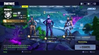 Fortnite Fun - Positive Vibes - Funny Moments