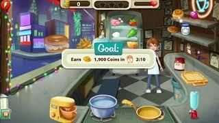 Kitchen Scramble Level 517 With 3 Stars - Coldcutta