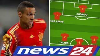 Spain player ratings vs England: Rodrigo stars –but Chelsea ace fails to impress