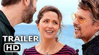 JULIET, NAKED Trailer (2018) Rose Byrne, Ethan Hawke, Romance Movie