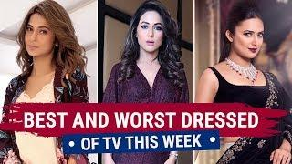 Jennifer Winget, Divyanka Tripathi, Anita Hassanandani : TV's Best and Worst Dressed of the Week