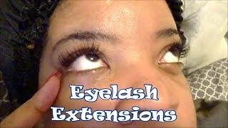 Eyelash Extensions! | August 21 & 22 | ❤LifeWithLisa343???? | Daily Vlogs