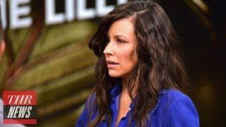 Evangeline Lilly on Filming a Partially Nude Scene for 'Lost': 'I Was Mortified' | THR News