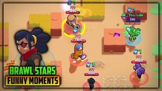 Top Games -  Brawl Stars Funny Moments, Trolls, Glitches & Fail Montage #22