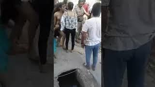 इस ???? EXCLUSIVE वीडियो को डिलीट होने से पहले देखलो | Indian Girls Naked Street Fight