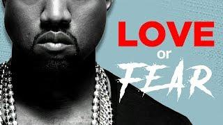 "Kanye West Talks ""Love or Fear"" with Jimmy Kimmel"