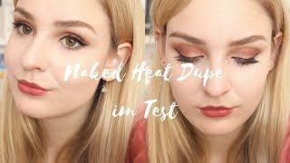 Amazon NAKED HEAT DUPE im Test+ billiges Pinselset