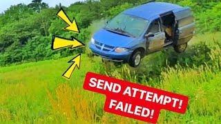 DODGE Mini Van JUMP FAIL!!!