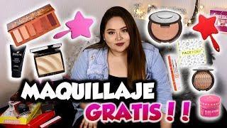 Haul de Maquillaje GRATIS !!! ♥ Urban Decay, Becca, Ofra y MUCHO MÁS!! | Pr Haul
