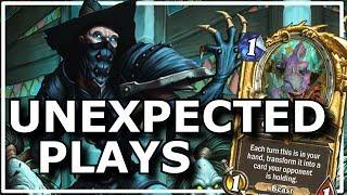Hearthstone - Best of Unexpected Plays