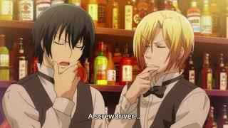 How to be a Bartender? - Grand Blue S01E08 #grandblue
