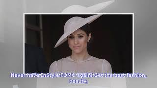 Meghan Markle Wore Naked Heels and Actually Made Them Look Elegant| by US Celebrity News