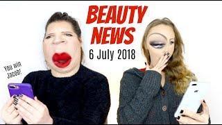 BEAUTY NEWS - 6 July 2018
