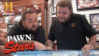 Pawn Stars Trivia: Which Celebrity is Making Money from the Grave? | History