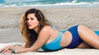 Dubai Sea Beach Bollywood Stars Sunny Leone