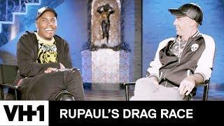 Asia & Kameron: Biggest Struggles & Overcoming Insecurity | Queen to Queen | RuPaul's Drag Race