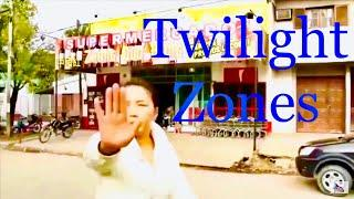 (Crazy) Woman loses it over public photography. (Twilight) Zones