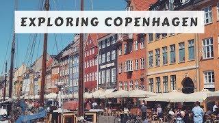 Vlog #34 - Copenhagen Vlog 2018 | Naked Beach? | Carocel