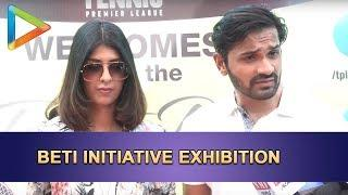 Top T.V celebs show their support to Anu Ranjan's Beti Initiative Exhibition
