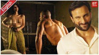 Saif Ali Khan Goes Naked, Shot Nude Scene For His Next Film, Watch The Video For More Details