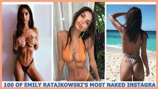 CELEBS | 100 of Emily Ratajkowski's most naked Instagrams
