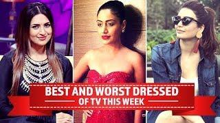 Hina Khan, Sargun Mehta, Surbhi Chandna: TV's Best and Worst Dressed of the Week | Pinkvilla