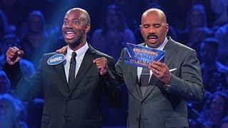 Taye Diggs' Family plays Fast Money! | Celebrity Family Feud