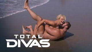 Total Divas | Lana & Rusev Land in Hot Water With WWE This Wednesday | E!