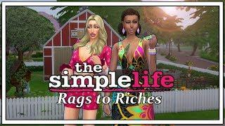 NAKED MEN! Sims 4 The Simple Life Rags to Riches Ep. 4
