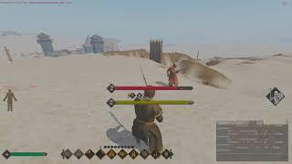 LIF MMO: Naked (American) Vs Plate (Chinese)  [Example of Lag Armor]