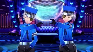Velvet Twins Dance Fail Commu | Persona 5: Dancing Star Night
