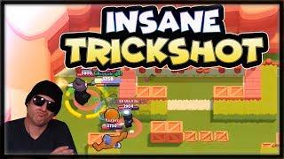 You WON'T believe this CRAZY trickshot | Brawl Stars | Brawl Ball with CanYaDigIt