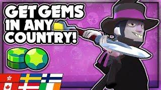 How To Buy Gems In Any Country For Brawl Stars! + Showdown With Mortis! - Brawl Stars
