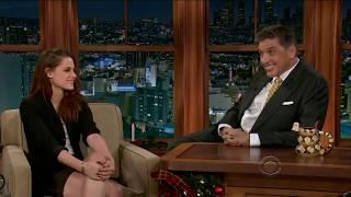 Kristen Stewart S*xy Dance with Craig Ferguson