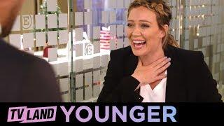 'Sorry, I Just Ate Your Mouth' Ep.7 #Fail | Younger Season 5 Outtakes