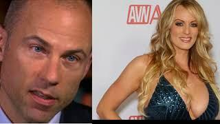 STORMY DANIELS ARRESTED AFTER OFFICERS ASKED TO PUT THEIR FACE BETWEEN HER BREASTS, MICHAEL AVENATTI