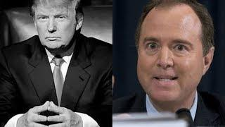 """REVEALED!! """"SCHIFF TRIED TO GET NAKED PICS OF TRUMP"""" THE BIGGEST LIAR HOAX HIMSELF."""