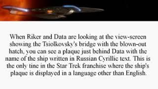 Star Trek: The Next Generation - The Naked Now (1987) Trivia