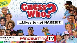 Guess who… Likes to get NAKED?!?
