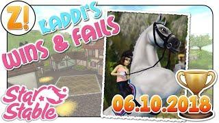Star Stable [SSO]: Kaddi's Wins & Fails - Partygirl [06.10.2018] [DEUTSCH]