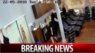 Businessman finds live video of naked women in a spa in CCTV mix up  | Breaking News US/Australia