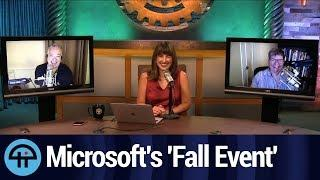 Microsoft's Fall Event: What to expect