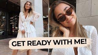 Chatty Get Ready with Me! Julia Havens