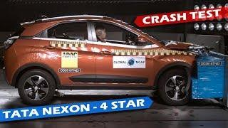 Tata Nexon - India's Safest Compact SUV | 4 Stars in Crash Test