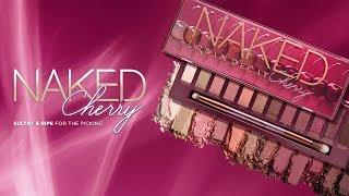 Inside Naked Cherry: A Close-Up Look at All 12 Shades | Urban Decay