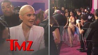 Kylie Jenner Tries to Avoid Running Into Nicki Minaj at VMAs | TMZ