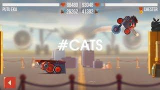 C.A.T.S. (Crash Arena Turbo Stars) - I Can Fly! [Epic Fail] #CATS