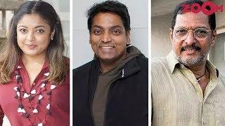 Ganesh Acharya: There were NO INTIMATE scenes between Nana & Tanushree   Exclusive Interview