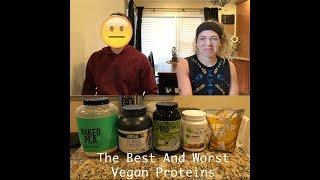 Vegan Protein Taste Test | HPN Pro Zero | Vega Clean | Naked Pea | Hemp Pro 50 | Naturade All in One